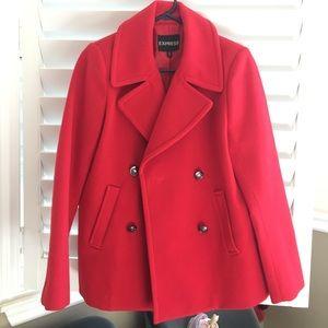 Express ladies coat
